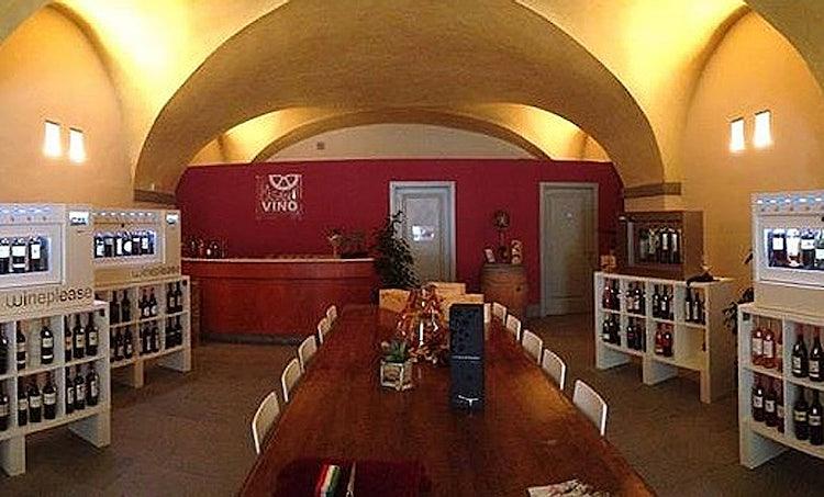 Arezzo Strada del Vino Enoteca
