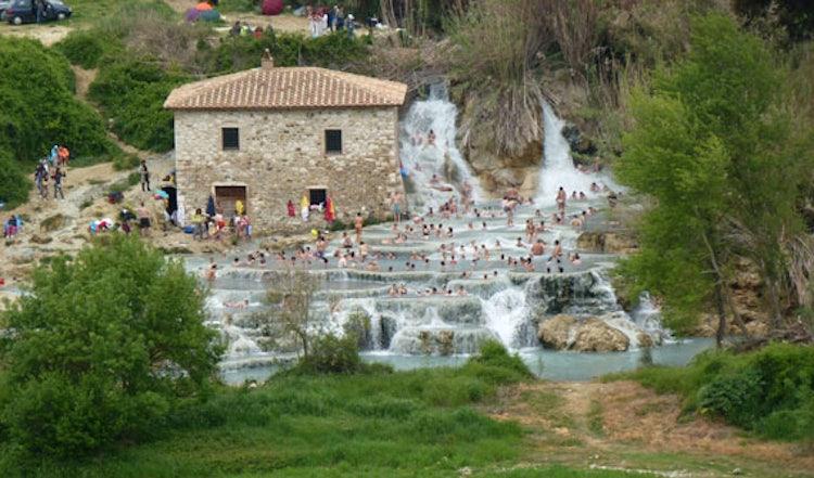 Terme In Toscana Tutte Le Più Belle Località Termali Della