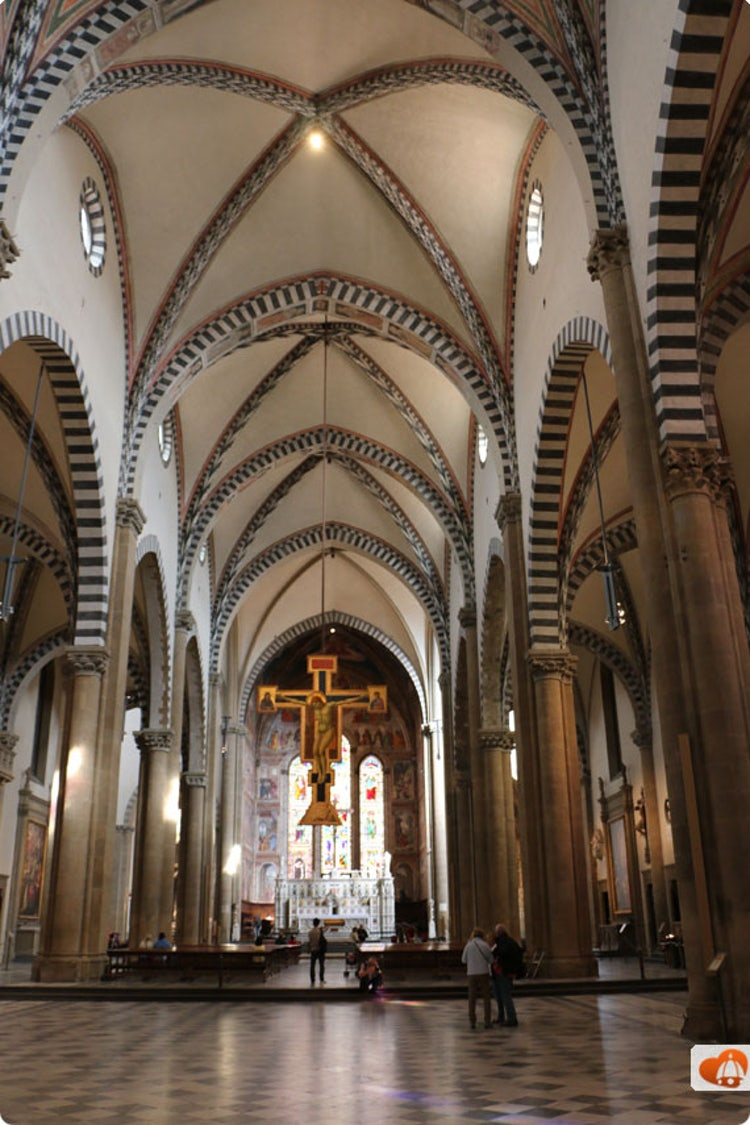 Santa Maria Novella Church Florence Italy Dominican