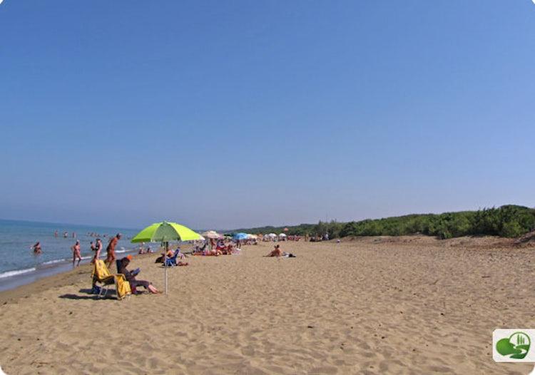 rimigliano beach