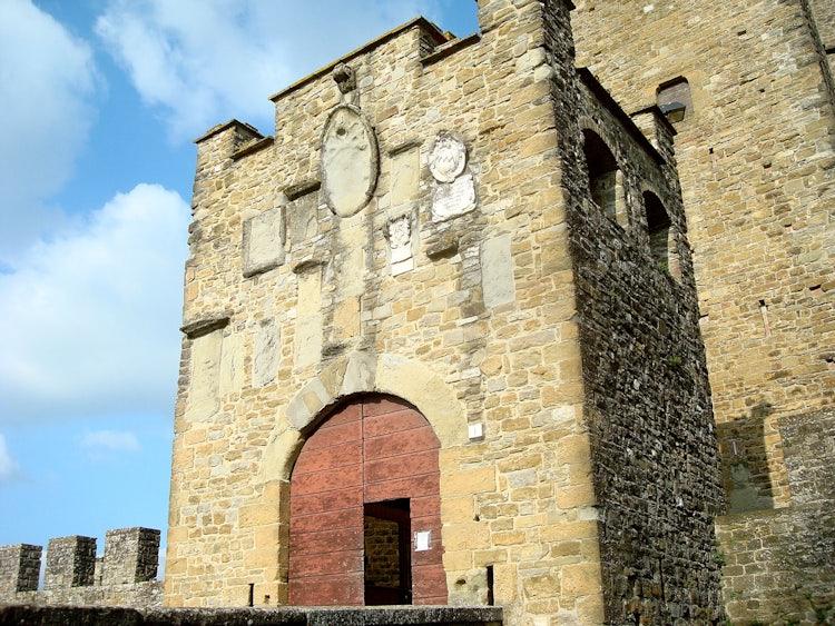 Castles in Casentino