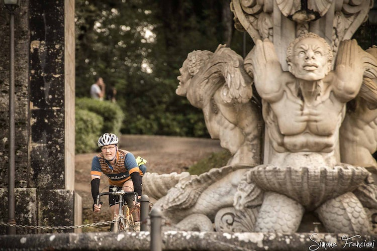Eroica Bike Event in Gaiole in Chianti