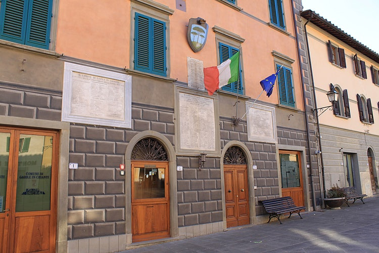 Government building in Gaiole in Chianti
