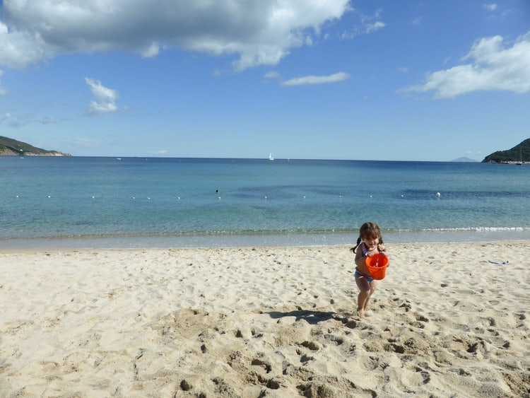 Beaches Near Livorno Italty