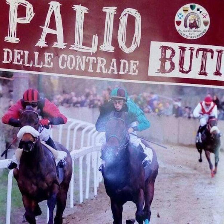 Palio di Buti: January events in Tuscany