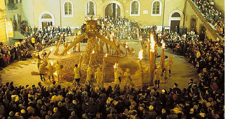 Events & Activities in Tuscany in March 2020