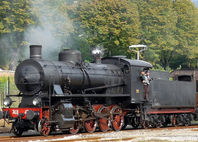 Top 5 Autumn Activities: Steam Trains