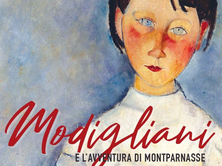 Modigliani and the Montparnasse adventure :: Contemporary & Classical art exhibits in Florence & Tuscany