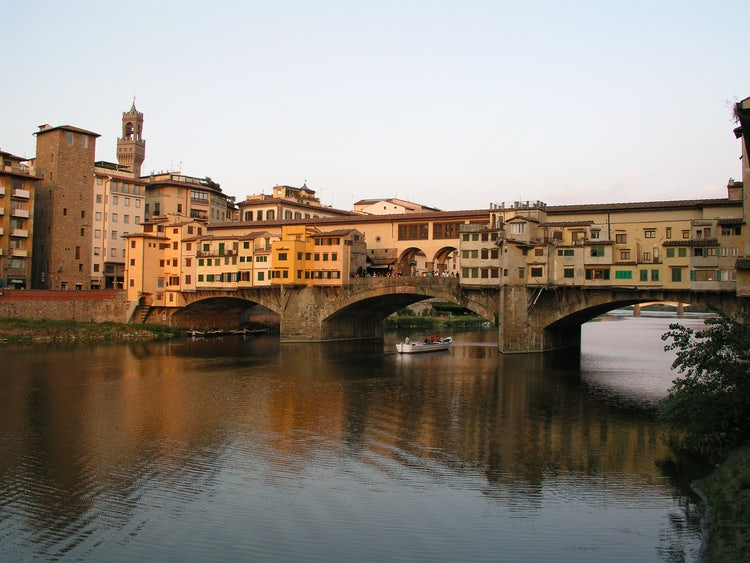 View of Ponte a Vecchio :: Visit Florence and the Diladdarno