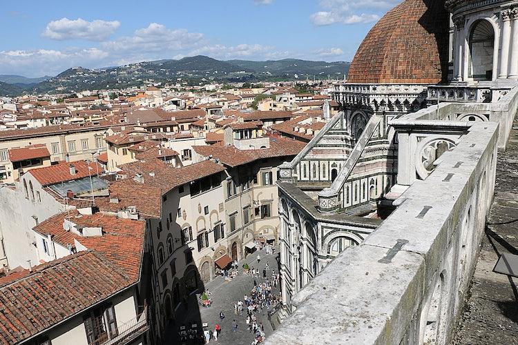 Tour Of Florence Duomo Terrace Small Group Tour Of Duomo