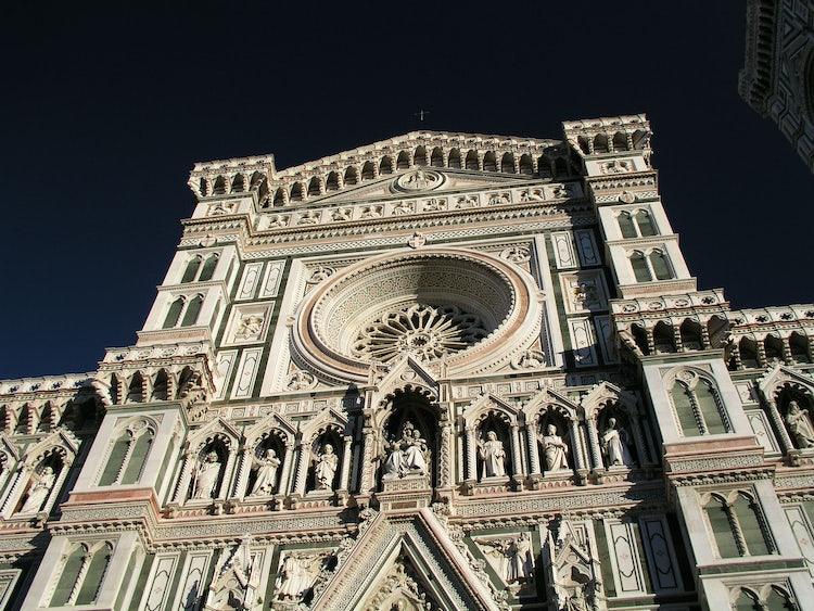 Duomo Cathedral Of Santa Maria Del Fiore