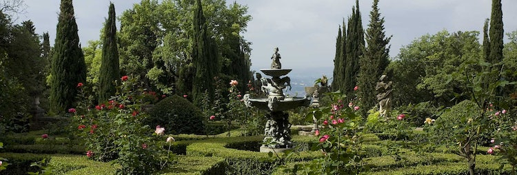 Bardini Garden: an outdoor visit while exploring Florence