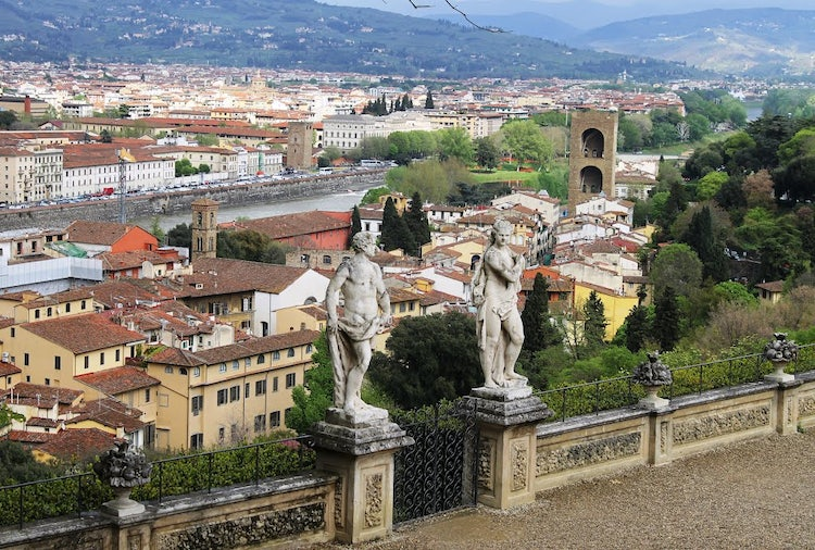 Villa Bardini:  Events in & around Florence March 2017