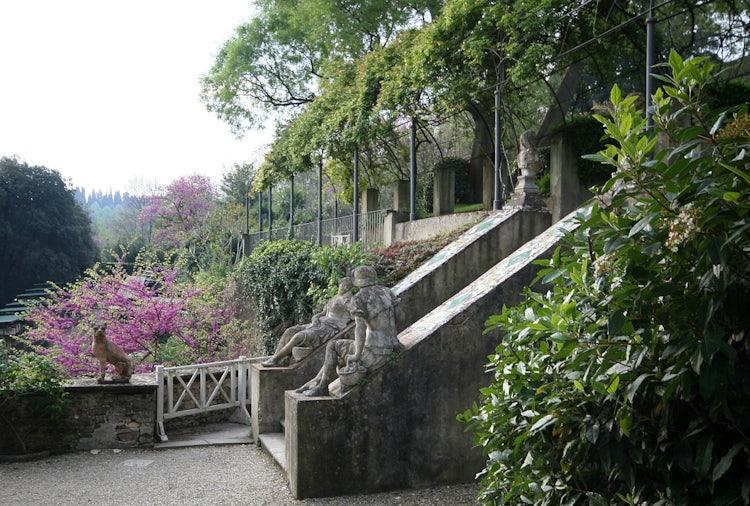 I Giardini Bardini Di Firenze Immersi Tra I Fiori E Viste