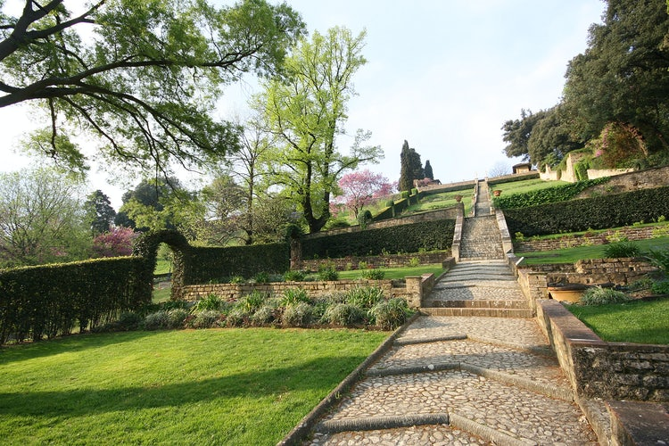 Visit The Bardini Gardens In Florence For Its Flowers Views