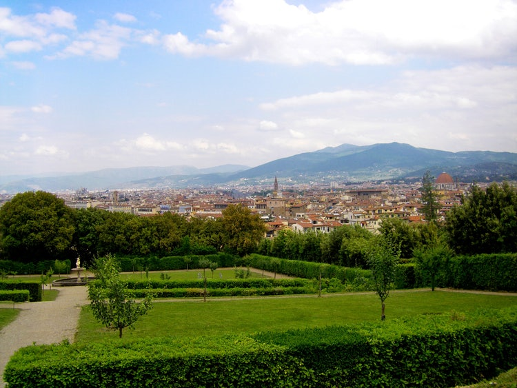 Boboli Gardens: an outdoor visit while exploring Florence