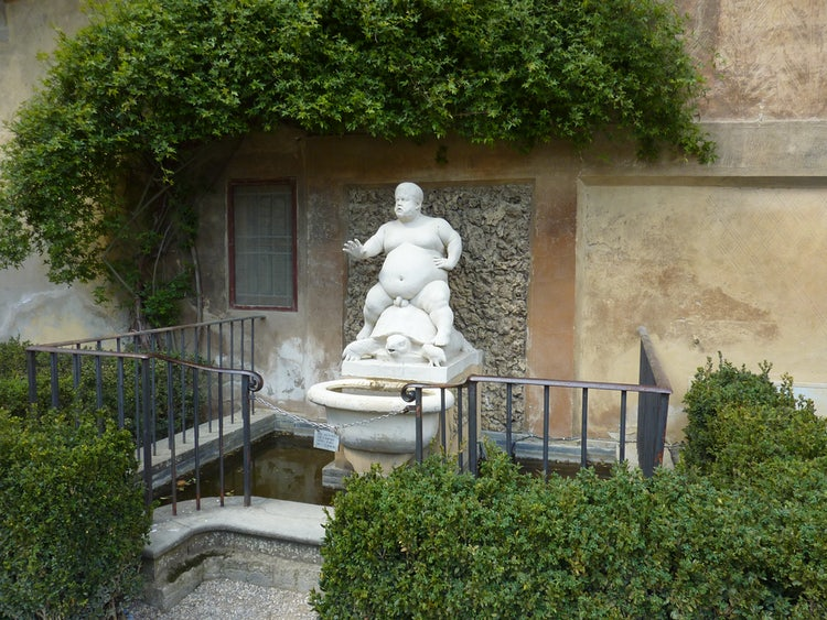 In the Boboli Garden - Visit Florence September Calendar of Events