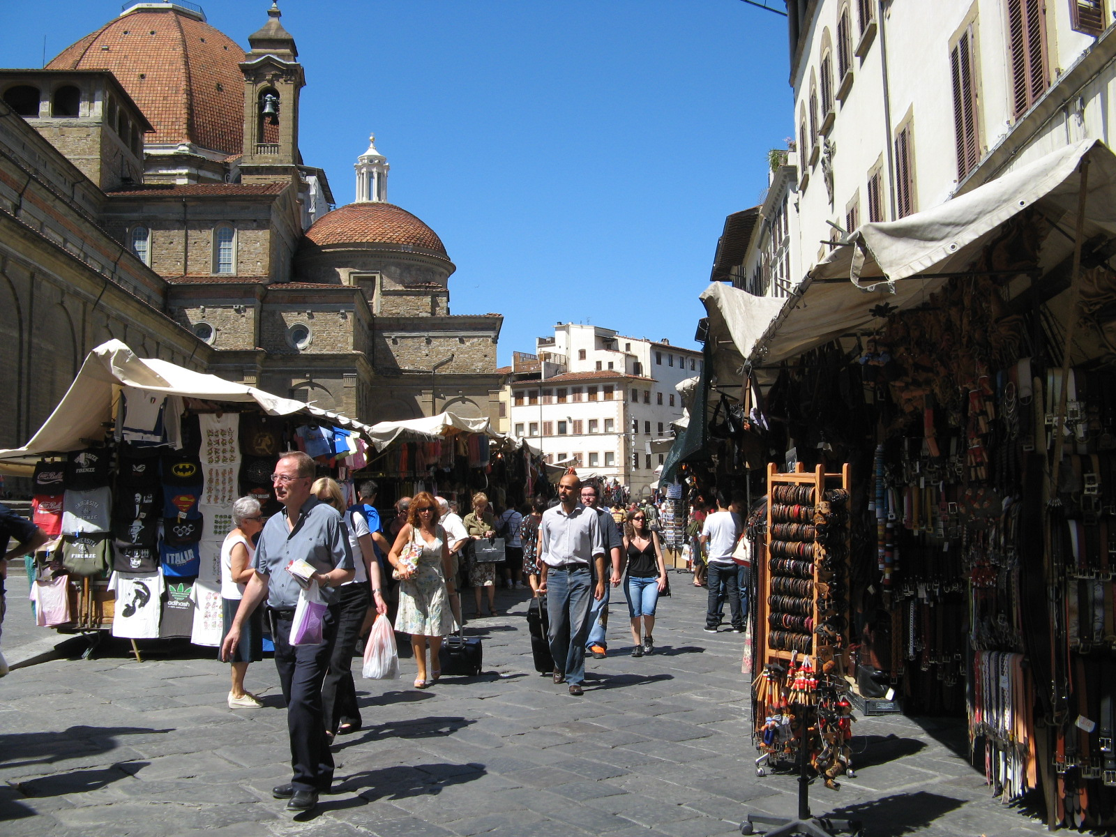 a sunny day trip at the san lorenzo market Florence's best markets by neighborhood san lorenzo market about us day-trip itineraries events favorite places festivals free sundays in.
