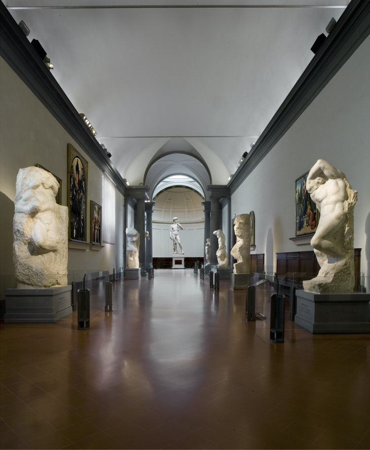 visiting the accademia florence - photo#13
