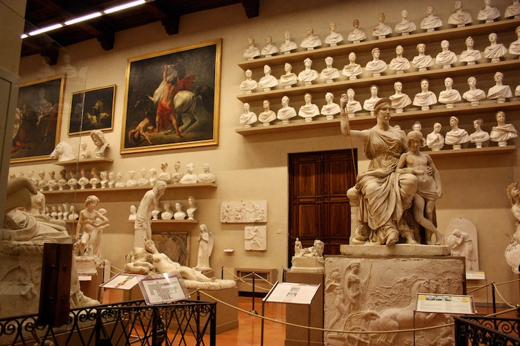visiting the accademia florence - photo#41