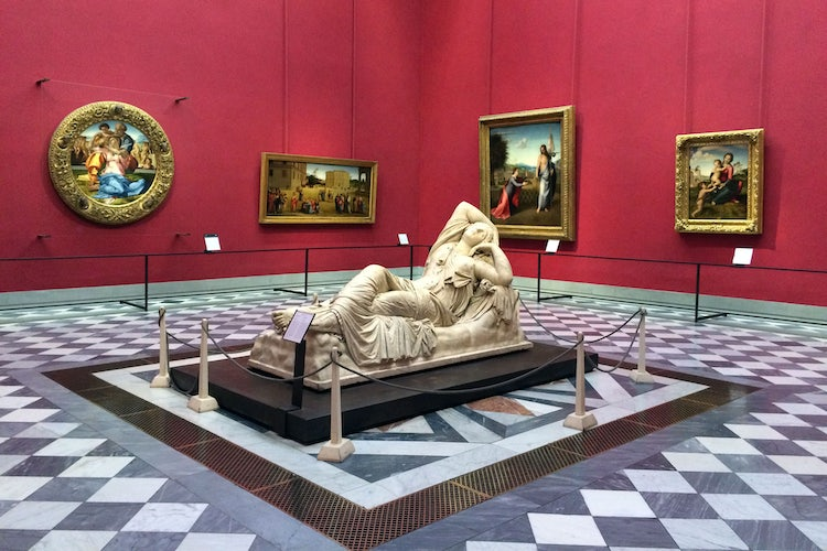 Uffizi Museum in Florence & the Firenze Card