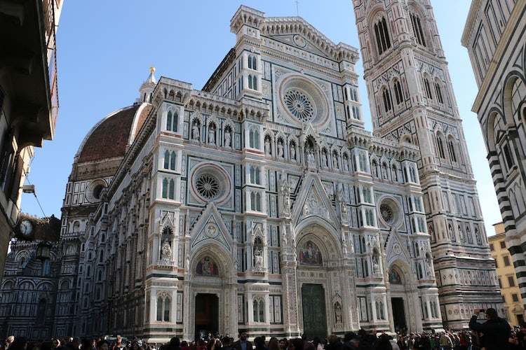 The opera del duomo museum in florence for Domon florence