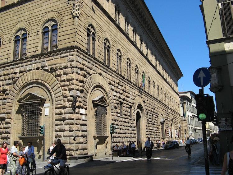 Palazzo medici chapel