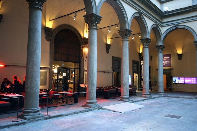 Palazzo Strozzi: Bar, Restaurant & Bistrot