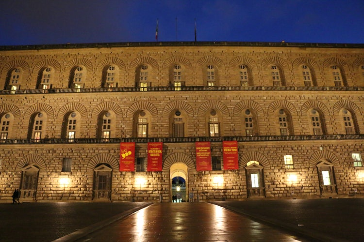 3 itineraries to experience florence at night in summer for Palazzo pitti