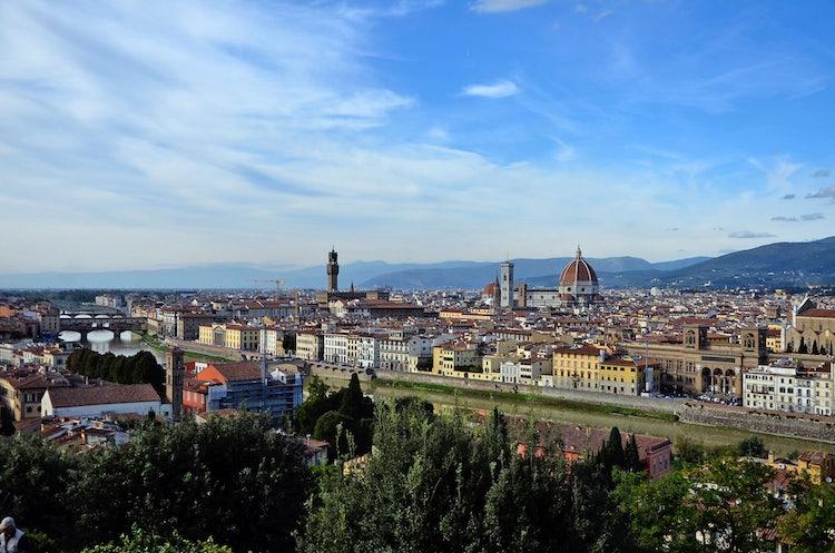 I migliori luoghi in Toscana dove soggiornare senza la macchina