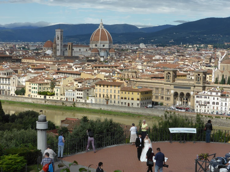 Rooftop Terraces More Views Of Florence From Above