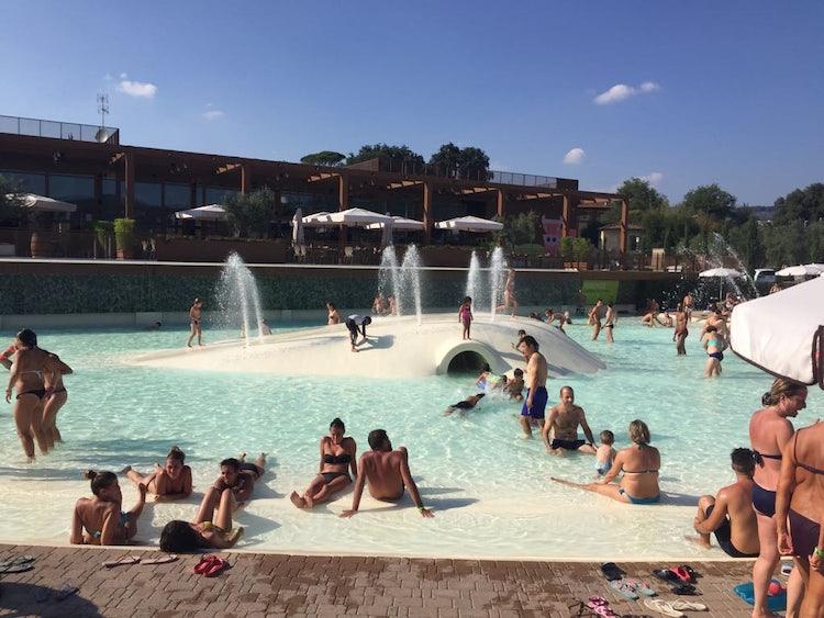 Piscine a firenze le migliori piscine estive aperte al - Piscine termali abano aperte al pubblico ...