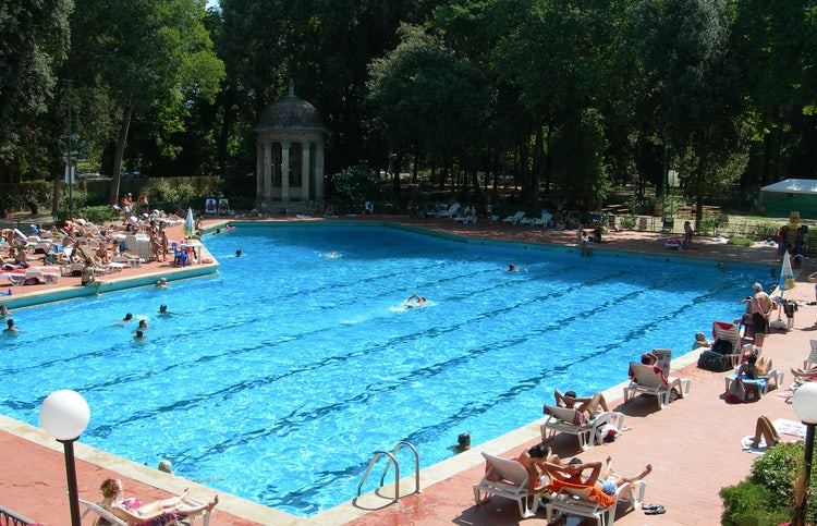 Swimming Pools In Florence Top Pools Open During The