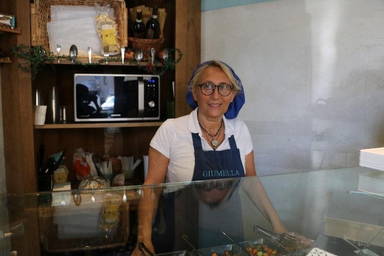 Lucia, la persona dietro al progetto Giumella