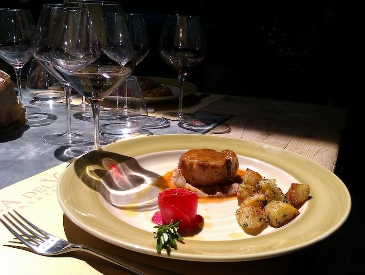 Enoteca wine tasting in Chianti