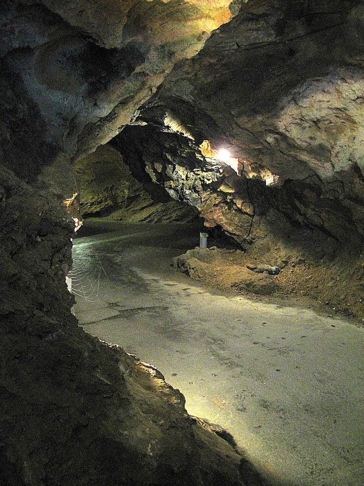 Grotta del Vento in Garfagnana