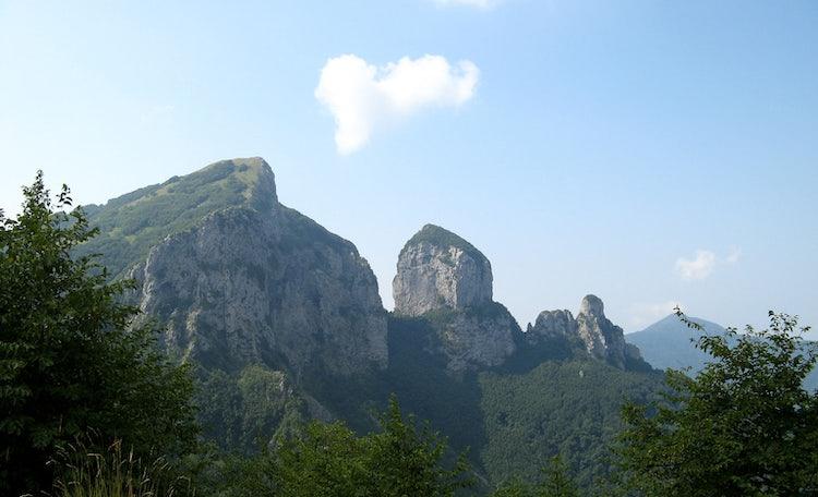 Garfagnana Itinerary:  Monte Forata