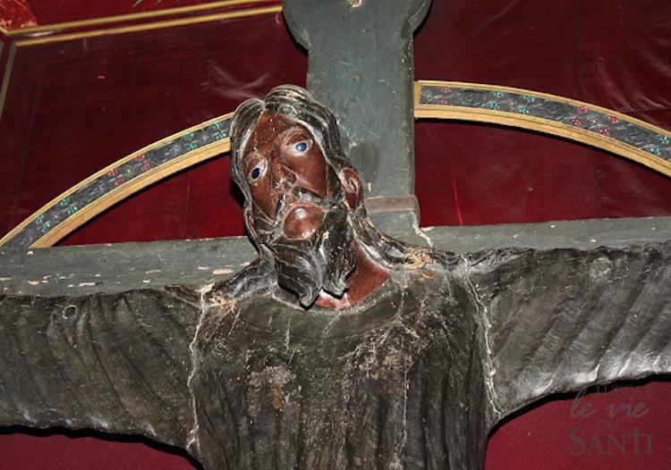 Il Volto Santo in the Duomo of Lucca