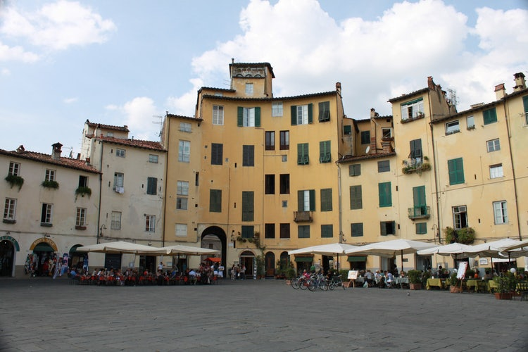 Special treasures in Lucca