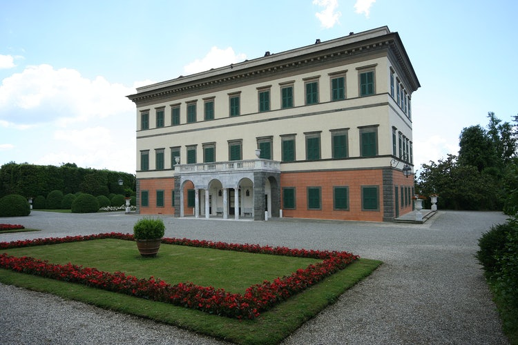 Villa Reale in Marlia, Lucca: Under restoration for 2017