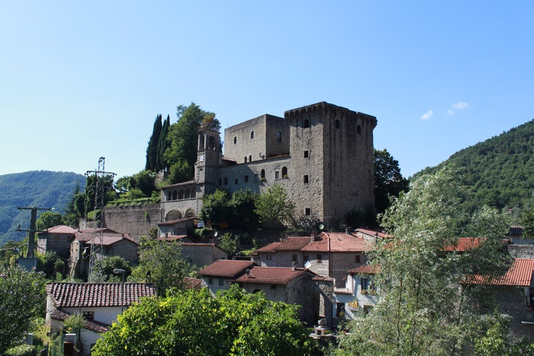 An Itinerary in Garfagnana: Visit Castello Verrucola
