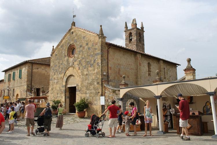 Monteriggioni celebrations