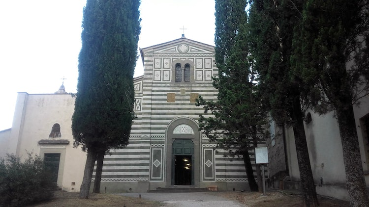 The Pieve di San Piero in Mercato