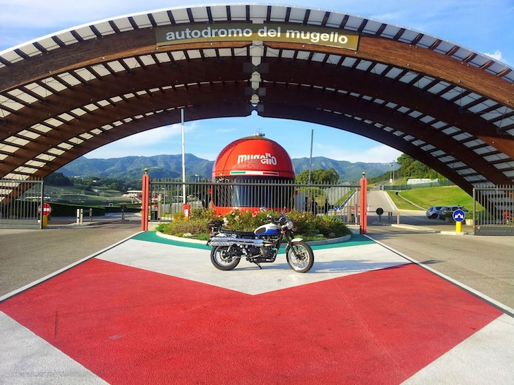 Mugello International Racing Circuit