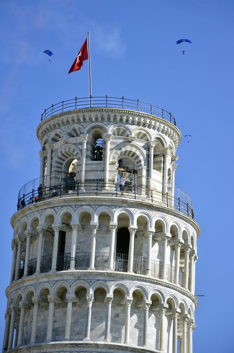 Buy Tickets For The Leaning Tower