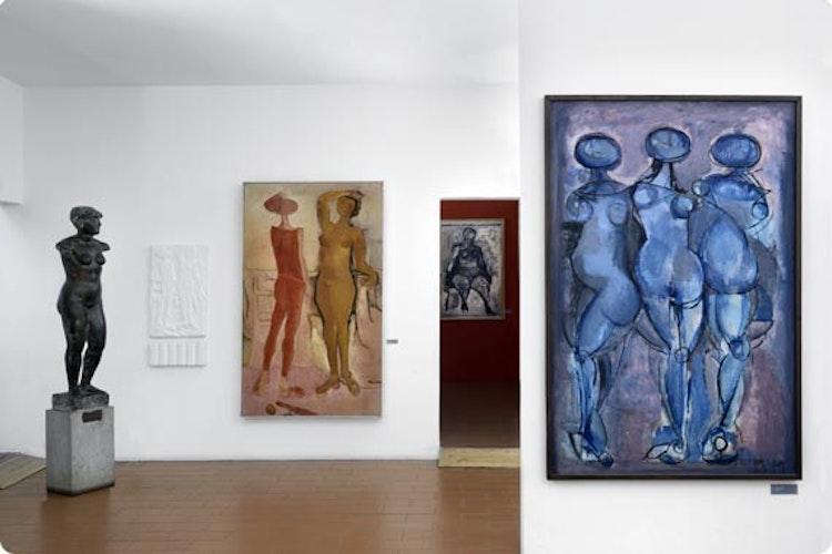 Scopri il Museo Marino Marini di Pistoia in Toscana