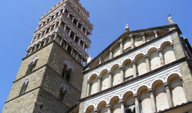 Pistoia: Capitale della Cultura per l'anno 2017
