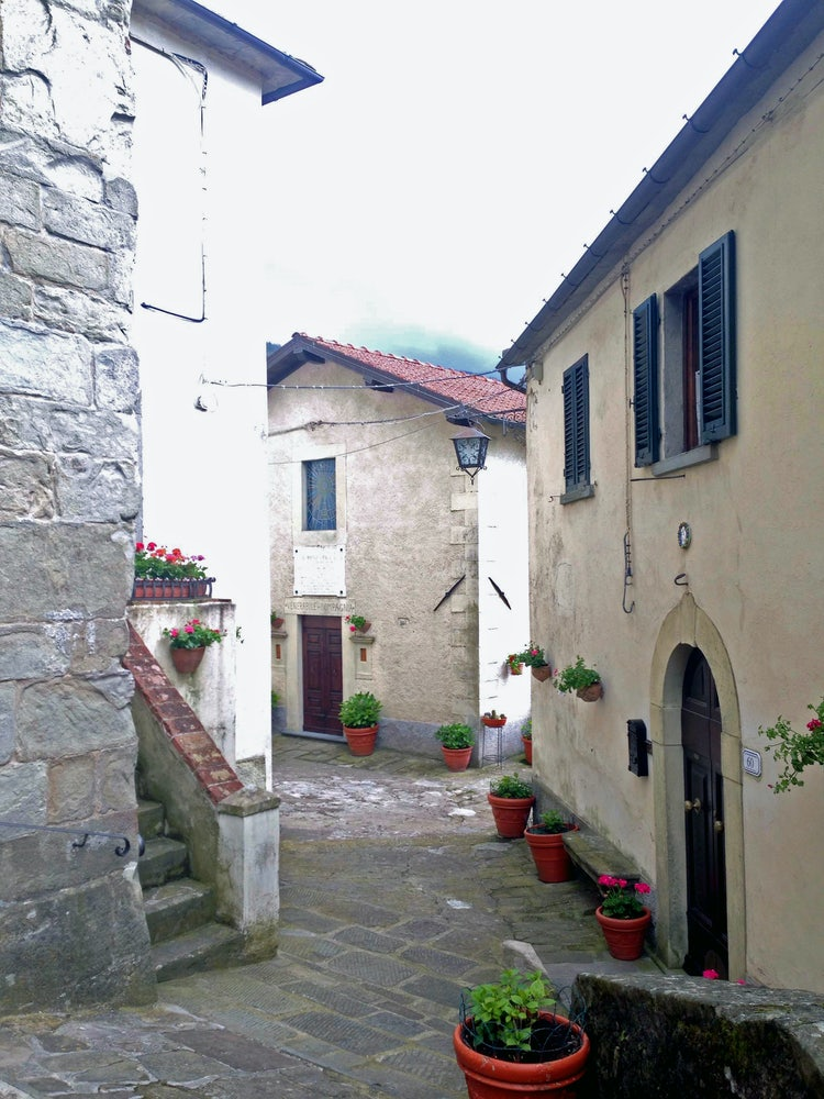 pistoia villages