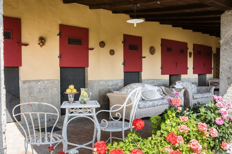 Agriturismo Fattoria i Ricci in Mugello Holiday Accommodations