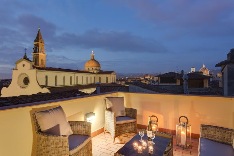MaggioTerrace :: Top Ten Oltrarno Accommodations at Visit Florence